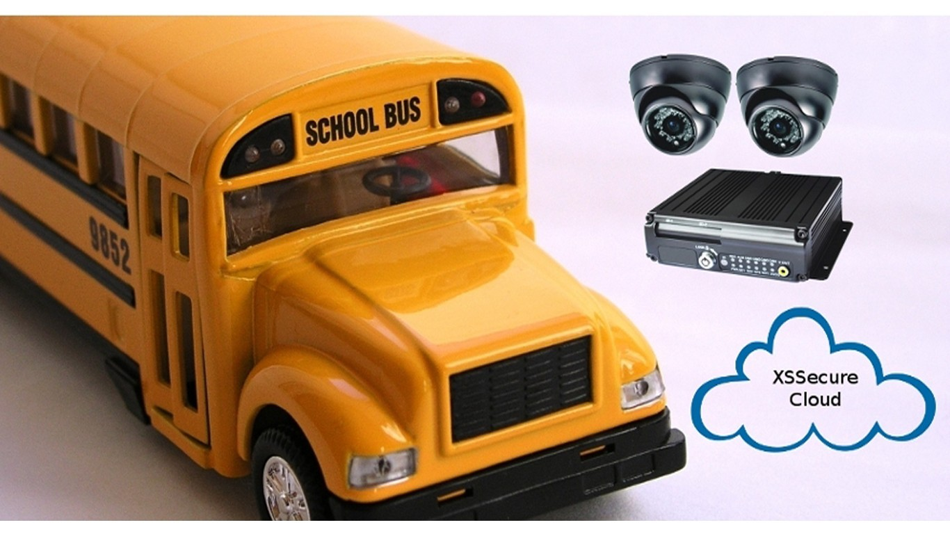 Place Cameras on School Buses For Special Needs Students