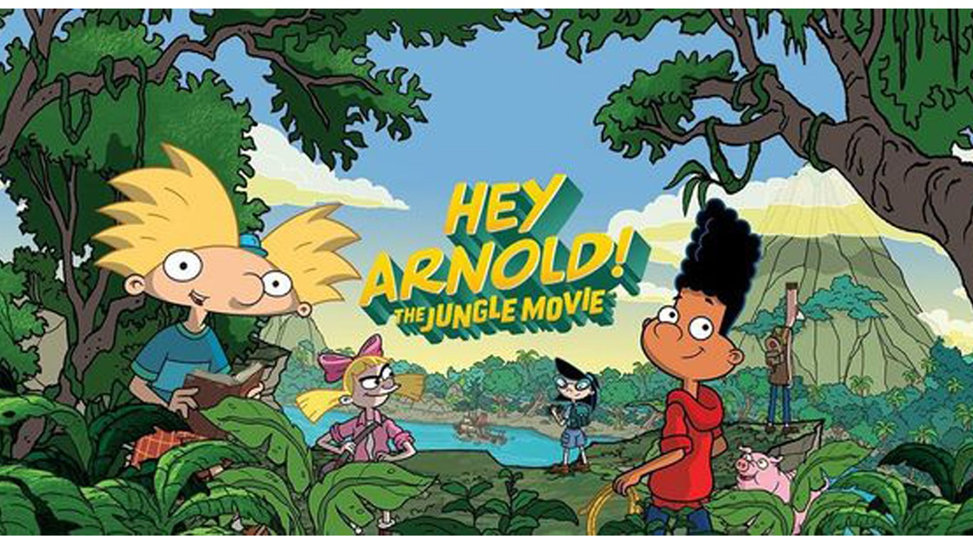 Bring Back Hey Arnold For Season 6