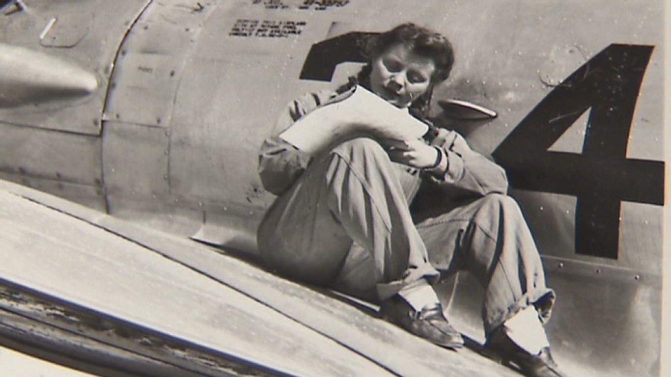 Military Burial Honors to Women WWII Pilots! Take Action Now!